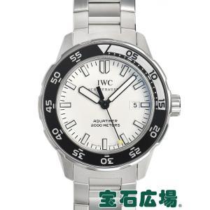 IWC (アイ・ダブリュー・シー) アクアタイマー オートマチック2000 IW356809 中古 メンズ 腕時計 houseki-h