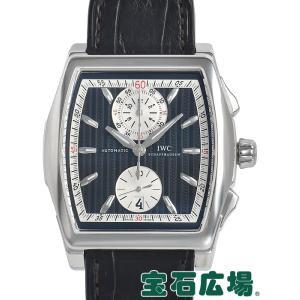 IWC (アイ・ダブリュー・シー) ダヴィンチ クロノグラフ IW376413 中古 未使用品 メンズ 腕時計 houseki-h
