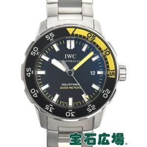 IWC (アイ・ダブリュー・シー) アクアタイマー オートマチック2000 IW356808 中古 メンズ 腕時計 houseki-h