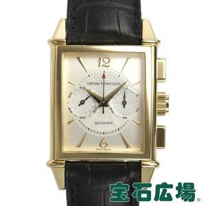 ジラール ペルゴ GIRARD PERREGAUX ヴィンテージ1945 クロノ 25990.0.51.1161 中古 メンズ 腕時計|houseki-h