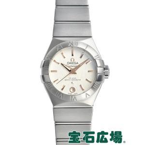 オメガ OMEGA コンステレーションコーアクシャル マスタークロノメーター 127.10.27.20.02.001 中古 レディース 腕時計 houseki-h
