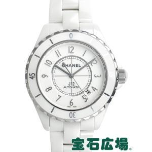 シャネル CHANEL J12 42 H2981 中古 メンズ 腕時計|houseki-h