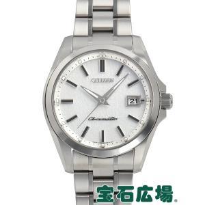シチズン CITIZEN (中古) ザ・シチズン AQ4030-51A 中古 極美品 メンズ 腕時計|houseki-h