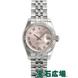 ロレックス ROLEX デイトジャスト 179174 中古 レディース 腕時計|houseki-h