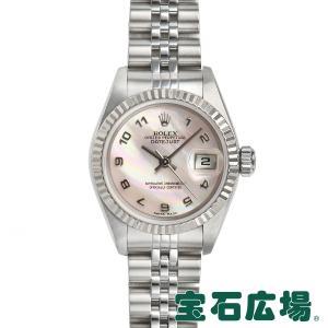 ロレックス ROLEX デイトジャスト 79174NA 中古 レディース 腕時計|houseki-h