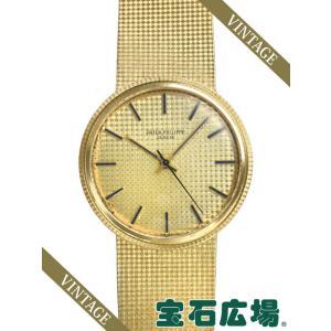 パテックフィリップ PATEK PHILIPPE カラトラバ 3563/003 中古 ユニセックス 腕時計 houseki-h
