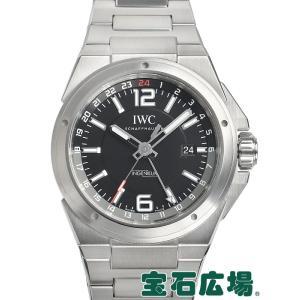 IWC (アイ・ダブリュー・シー) インヂュニア デュアルタイム IW324402 中古 メンズ 腕時計 houseki-h