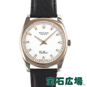 ロレックス ROLEX チェリーニ ダナオス 4243/9 中古 メンズ 腕時計|houseki-h