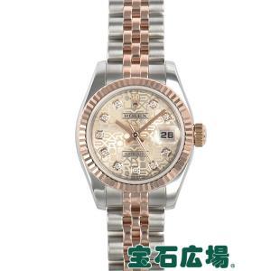 ロレックス ROLEX デイトジャスト 179171G 中古 レディース 腕時計|houseki-h