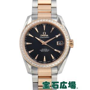 オメガ OMEGA シーマスター コーアクシャル アクアテラ クロノメーター (M) 231.25.39.21.51.001 中古 極美品 メンズ 腕時計 houseki-h