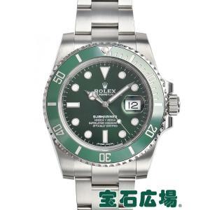 ロレックス ROLEX サブマリーナーデイト 116610LV 中古 メンズ 腕時計|houseki-h