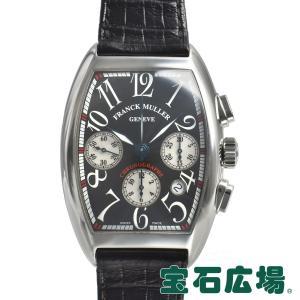 フランクミュラー FRANCK MULLER トノウカーベックス クロノ 7880CCAT 中古 メンズ 腕時計|houseki-h