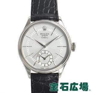ロレックス ROLEX チェリーニ デュアルタイム 50529 中古 メンズ 腕時計|houseki-h