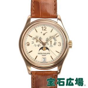 パテックフィリップ PATEK PHILIPPE アニュアルカレンダー 5146R-001 中古 メンズ 腕時計|houseki-h
