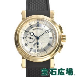 ブレゲ BREGUET マリーンクロノグラフ 5827BA/12/5ZU 中古 メンズ 腕時計|houseki-h