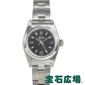 ロレックス ROLEX オイスターパーペチュアル 76080 中古 レディース 腕時計|houseki-h