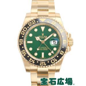 ロレックス ROLEX GMTマスターII 116718LN 中古 メンズ 腕時計|houseki-h
