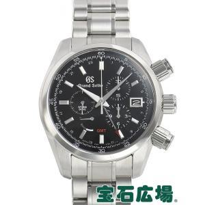 セイコー SEIKO グランドセイコー スプリングドライブ GMT マスターショップ限定 SBGC203 9R86-0AA0 中古 未使用品 メンズ 腕時計|houseki-h