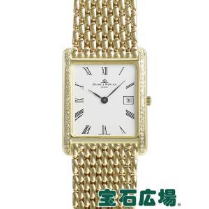 ボーム&メルシェ BAUME & MERCIER スクエア  中古 メンズ 腕時計|houseki-h