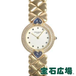 パテックフィリップ PATEK PHILIPPE ラウンド2針 4838/11 中古 レディース 腕時計|houseki-h