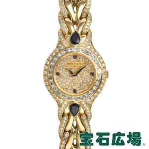 パテックフィリップ PATEK PHILIPPE ラ・フラム 4818/11J 中古 レディース 腕時計|houseki-h