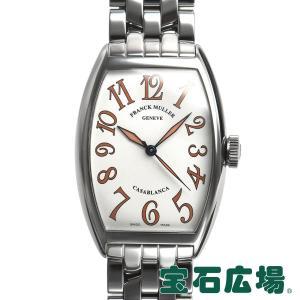 フランクミュラー FRANCK MULLER トノウカーベックス カサブランカ サハラ 5850SAHA 中古 メンズ 腕時計|houseki-h