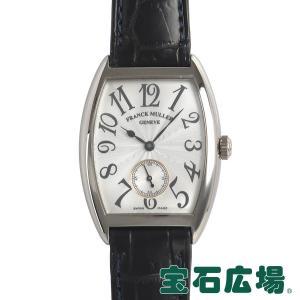 フランクミュラー FRANCK MULLER トノウ カーベックス 7501S6MM 中古 ユニセックス 腕時計|houseki-h