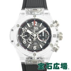 ウブロ HUBLOT ビッグバン ウニコ マジックサファイア 世界限定500本 411.JX.1170.RX 中古 メンズ 腕時計|houseki-h