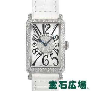 フランクミュラー FRANCK MULLER ロングアイランド 902QZD1P 中古 レディース 腕時計|houseki-h