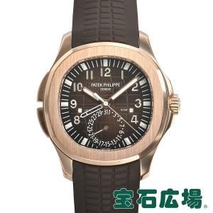 パテックフィリップ PATEK PHILIPPE アクアノート トラベルタイム 5164R-001 中古 極美品 メンズ 腕時計|houseki-h