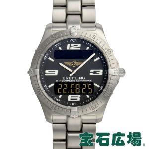 ブライトリング BREITLING エアロスペース E75362 中古 メンズ 腕時計 houseki-h