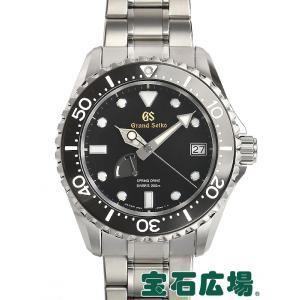 セイコー SEIKO グランドセイコー スプリングドライブ ダイバーズウォッチ マスターショップ限定 SBGA231 中古 未使用品 メンズ 腕時計|houseki-h