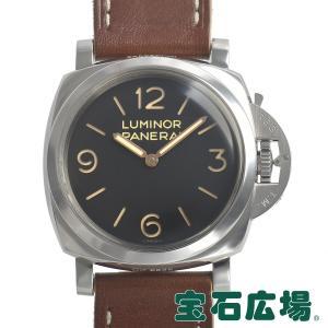 パネライ PANERAI ルミノール1950 3デイズ47mm PAM00372 中古 メンズ 腕時計|houseki-h