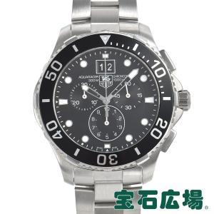 タグ・ホイヤー TAG HEUER アクアレーサー クォーツ クロノグラフ CAN1010.BA0821 中古 メンズ 腕時計|houseki-h