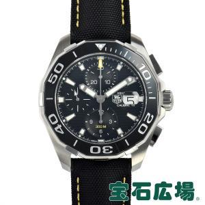 タグ・ホイヤー TAG HEUER アクアレーサー クロノ キャリバー16 CAY211A.FC6361 中古 メンズ 腕時計|houseki-h