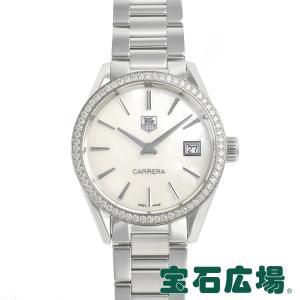 タグ・ホイヤー TAG HEUER カレラ WAR1315.BA0778 中古 レディース 腕時計|houseki-h