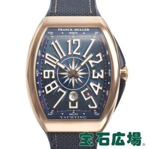 フランクミュラー FRANCK MULLER ヴァンガード ヨッティング V45SCDT YACHTING 中古 メンズ 腕時計|houseki-h