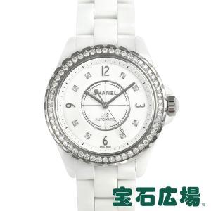 シャネル CHANEL J12 38 H3111 中古 メンズ 腕時計|houseki-h