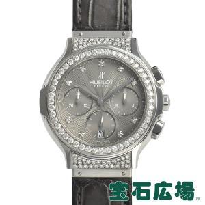 ウブロ HUBLOT クラシック 1640.GF24.1.064.1 中古 レディース 腕時計|houseki-h