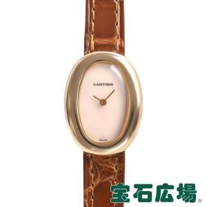 カルティエ CARTIER ミニベニュワール W1530456 中古 レディース 腕時計|houseki-h