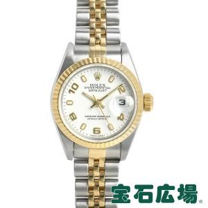 ロレックス ROLEX デイトジャスト 79173 中古 レディース 腕時計|houseki-h