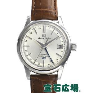 セイコー SEIKO グランドセイコー GMT マスターショップ限定 SBGJ217 中古 未使用品 メンズ 腕時計|houseki-h
