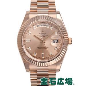 ロレックス ROLEX デイデイトII 218235A 中古 メンズ 腕時計|houseki-h