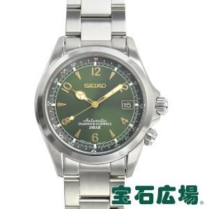 セイコー SEIKO メカニカル アルピニスト SARB017 中古 メンズ 腕時計 houseki-h