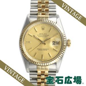 ロレックス ROLEX デイトジャスト 16013 中古 メンズ 腕時計|houseki-h