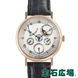 ブレゲ BREGUET クラシック パーペチュアルカレンダー パワーリザーブ 5327BR/1E/9V6 中古 メンズ 腕時計|houseki-h