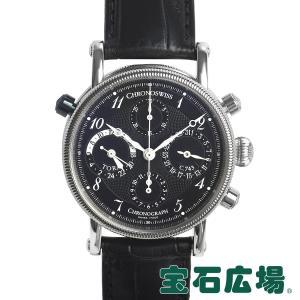クロノスイス CHRONO SWISS トラ クロノ CH7423SW 中古 メンズ 腕時計|houseki-h