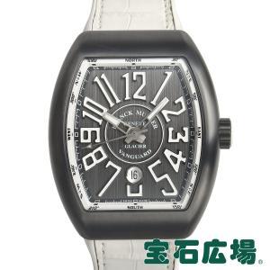 フランクミュラー FRANCK MULLER ヴァンガード V45SCDT GLACIER ACGL 中古 メンズ 腕時計|houseki-h