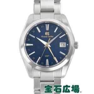 セイコー SEIKO グランドセイコー ヘリテージコレクション GMT クォーツウォッチ誕生50周年限定2019本 SBGN009 9F80-0AD0 中古 未使用品 メンズ 腕時計|houseki-h