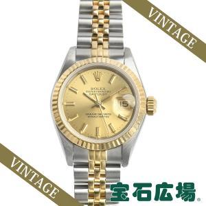 ロレックス ROLEX デイトジャスト 69173 中古 レディース 腕時計|houseki-h